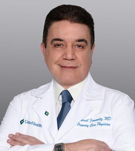 Manuel Fernandez, MD