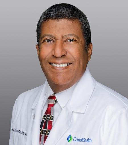 Peña Sanchez, MD